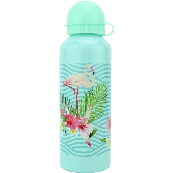 Squeeze de alumínio flamingo 500ML - Clink