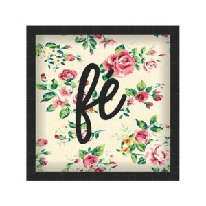 Quadro decorativo 30x30 estampas diversas